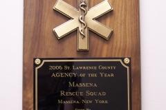 Agency Award