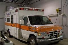Rescue Vehicle Garage